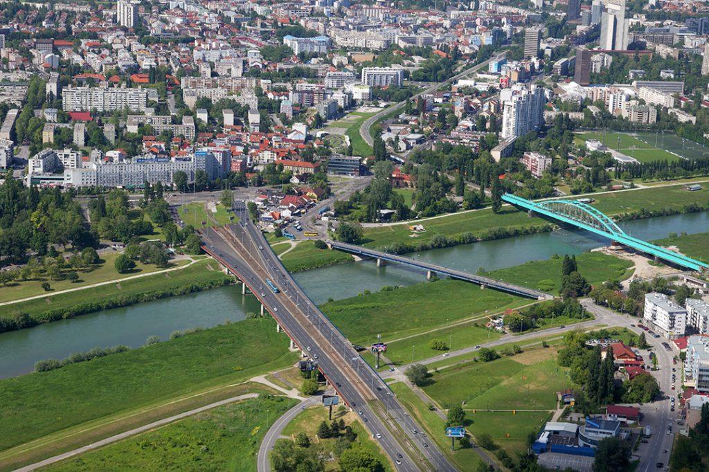 rijeka, sava, posavina, zagreb, nasip, most