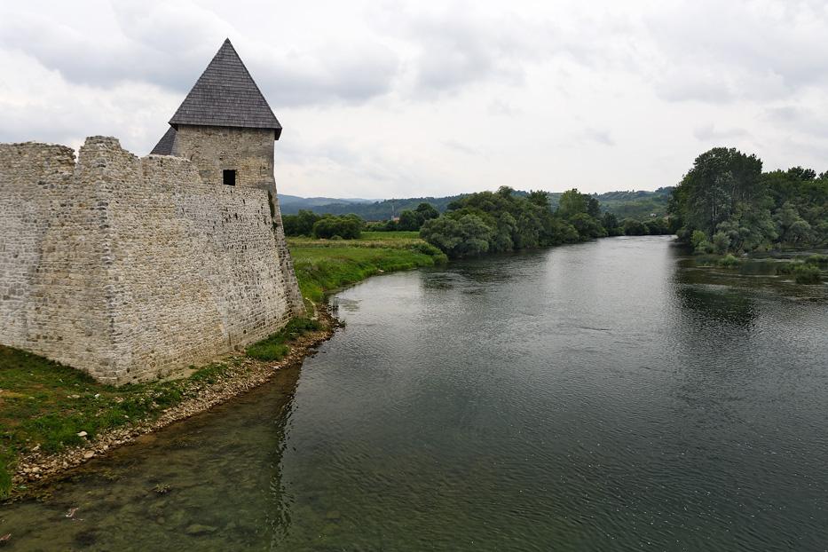 Una, rijeka, Lika, krš, kostajnica, utvrda