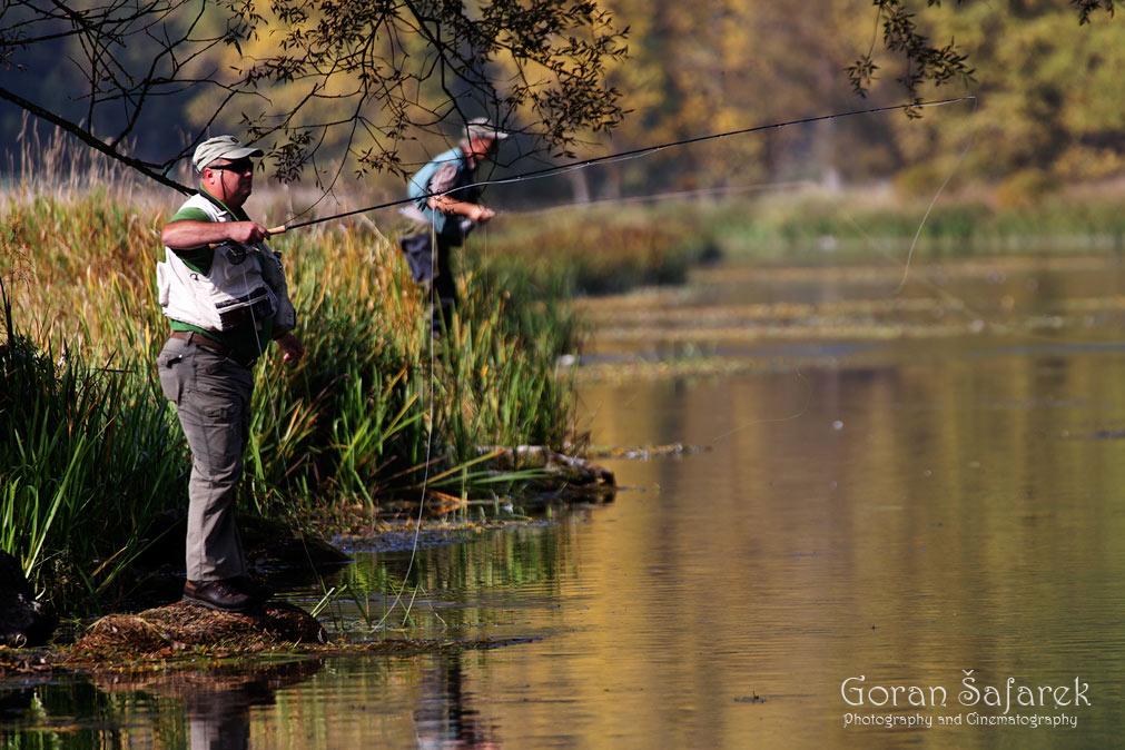 rijeka, gacka, otočac, krško polje, mušićarenje, ribolov, pastrva