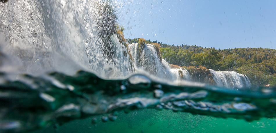 Zapjenjeni slapovi