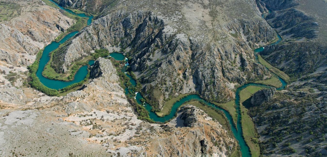 Kanjoni - oaze u kršu