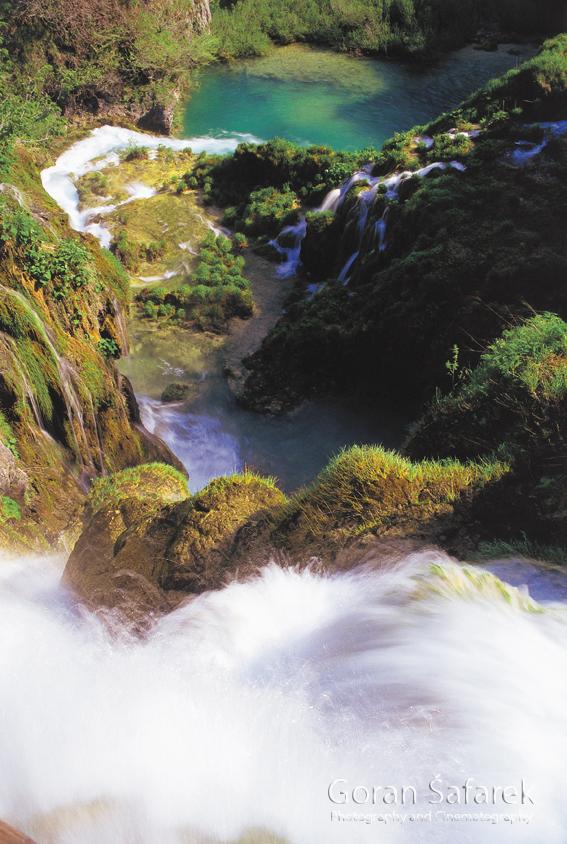 korana, rijeka, sedra, Plitvička jezera