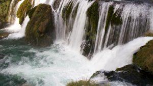 Una, rijeka, Lika, krš, slap, štrbački buk