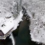 VIDEO: Kamačnik u snijegu