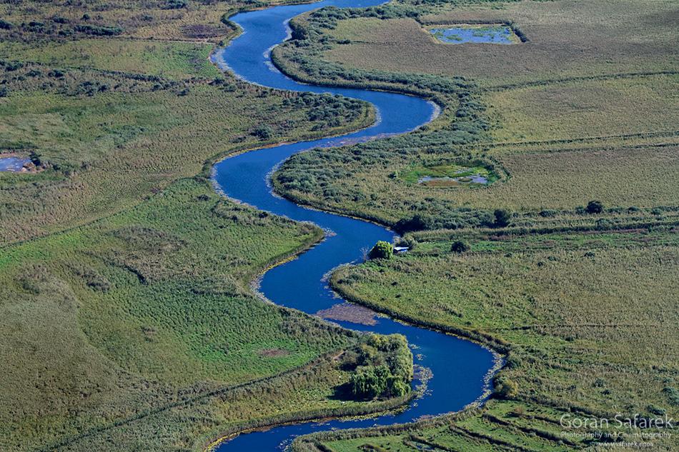 rijeke, neretva, delta, ušće, močvara