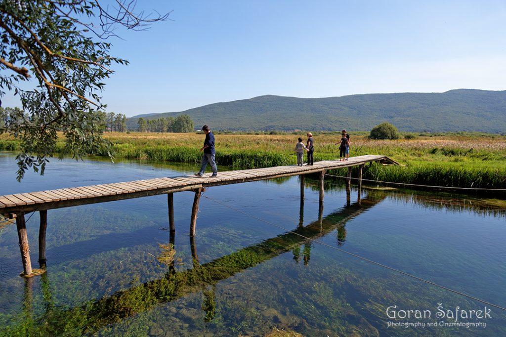 rijeka, gacka, otočac, krško polje, most