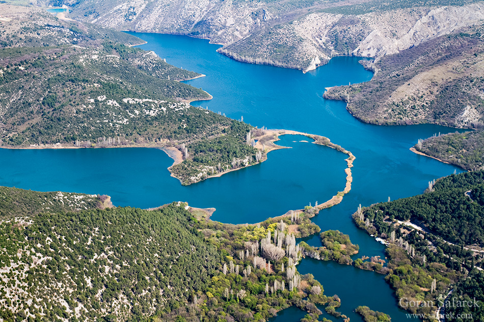 Krka, Dalmacija, rijeka, Šibenik, sedra, kanjon, slapovi, turizam, nacionalni park krka, Čikola