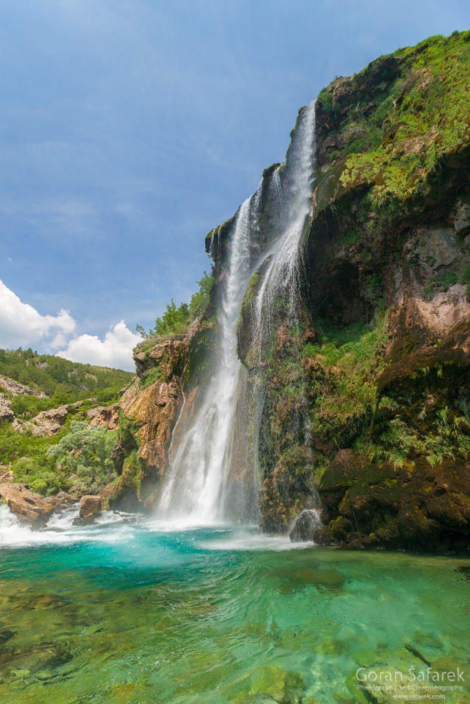 Topoljski buk, Krka, Dalmacija, rijeka, Šibenik, sedra, kanjon, slapovi, turizam, nacionalni park krka, Knin
