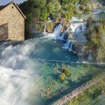 NOVI VIDEO: Skradinski buk u proljeće – prepun vode!